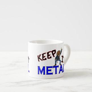 Keep It Metal Espresso Cup