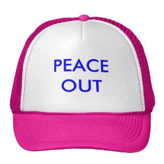 keep it peace trucker hat