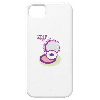 Keep It Powder Fresh iPhone 5 Cases