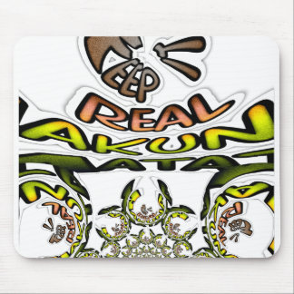Keep it real Customize Product Mouse Pad