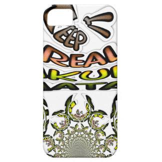 keep it real Hakuna Matata Always iPhone SE/5/5s Case
