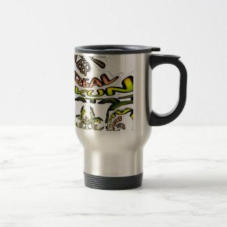 keep it real Hakuna Matata Always 15 Oz Stainless Steel Travel Mug