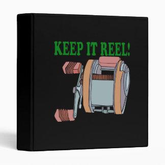 Keep It Reel 2 Binder