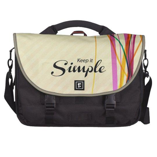 keep it simple laptop computer bag