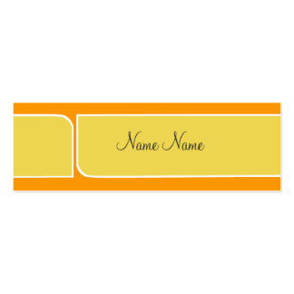 Keep IT Simple. Minimal Bold Designer Modern Mini Business Card
