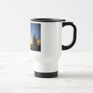 Keep It Simple Sunrise Travel Mug