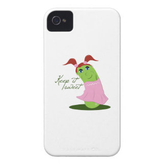 Keep it Sweet iPhone 4 Case