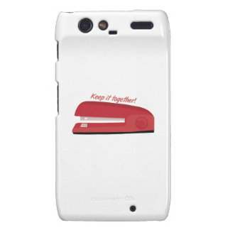 Keep It Together Droid RAZR Cover