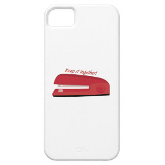 Keep It Together iPhone 5 Covers