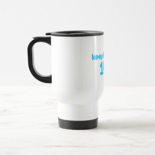 Keep it under 140 15 oz stainless steel travel mug