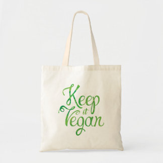 Keep it Vegan 2 Tote Bag
