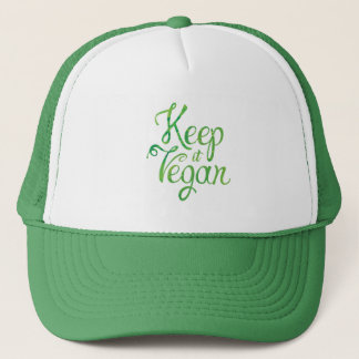 Keep it Vegan 2 Trucker Hat
