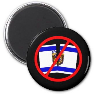 Keep Jerusalem Unified 2 Inch Round Magnet