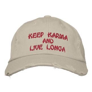 keep karma cap