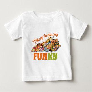 Keep Kentucky FunKY Baby T-Shirt