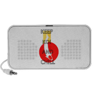 KEEP KOI AND CHILL MP3 SPEAKER