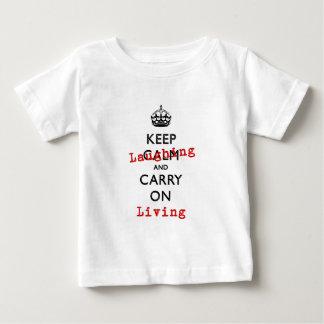 KEEP LAUGHING BABY T-Shirt