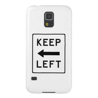 Keep Left Democratic Swag Galaxy S5 Case