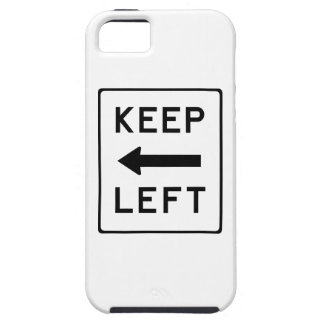 Keep Left Democratic Swag iPhone SE/5/5s Case