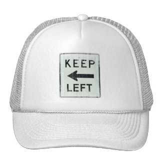 KEEP LEFT Faded.png Mesh Hats