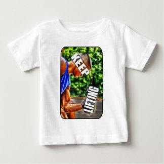 Keep Lifting Baby T-Shirt