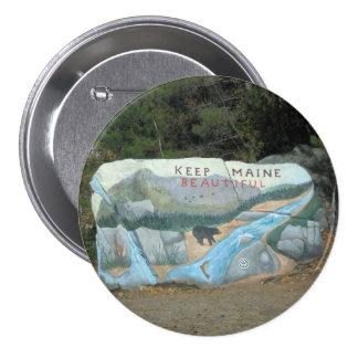 Keep Maine Beautiful Pin