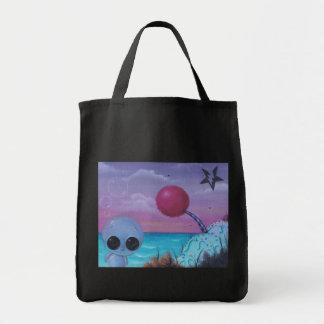 keep me emerald tote bag