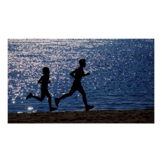 Keep Me Running Poster