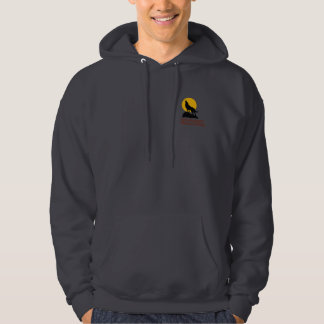 Keep Michigan Wolves Protected Hooded Pullover