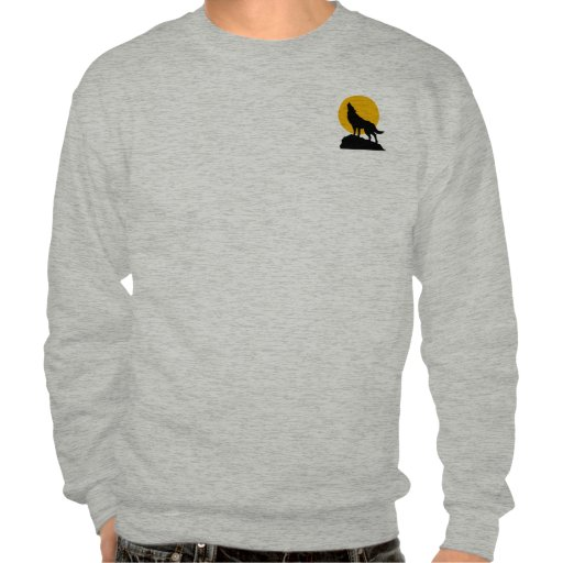 Keep Michigan Wolves Protected Pull Over Sweatshirts