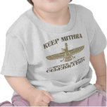 Keep Mithra in the Winter Solstice Celebration Tshirts