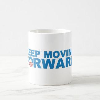 Keep Moving Forward OTHANKU.com Mug