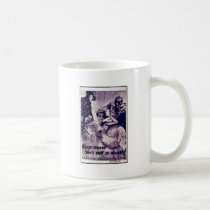 Keep Mum She's Not So Dumb Coffee Mug