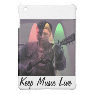 Keep Music live iPad Mini Case