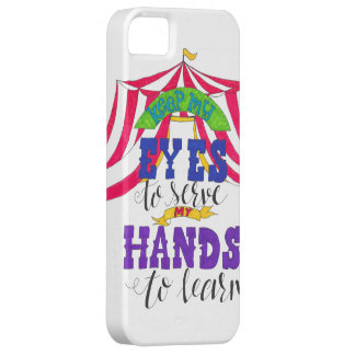 Keep My Eyes To Serve iPhone 5 Covers