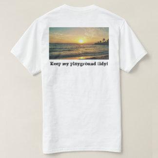 Keep My Playground Tidy T-Shirt