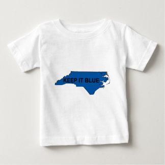 Keep North Carolina Blue Baby T-Shirt