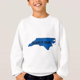 Keep North Carolina Blue Sweatshirt