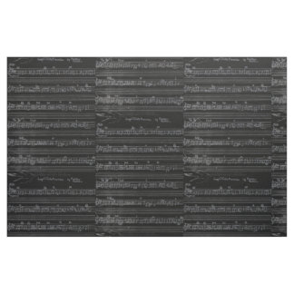 Keep Of The Promise Sheet Music fabric black