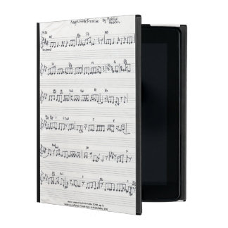 Keep Of The Promise Sheet Music ipad case