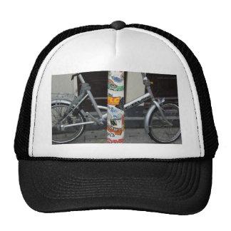 Keep off the grass cap