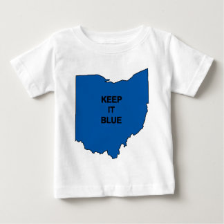 Keep Ohio Blue Baby T-Shirt