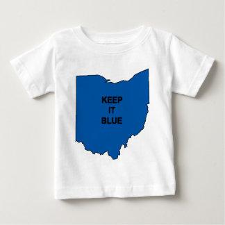Keep Ohio Blue Infant T-shirt