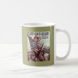 Keep Old Glory Mugs
