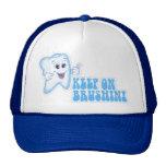 Keep On Brushin! Trucker Hat