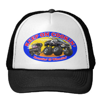 Keep_On_Cookin.png Trucker Hat