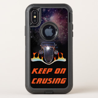 Keep On Crusin OtterBox Defender iPhone X Case
