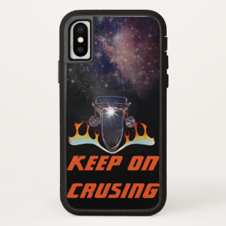 Keep On Crusing iPhone X Case