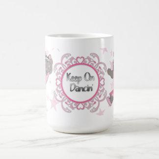 Keep On Dancin' Mug