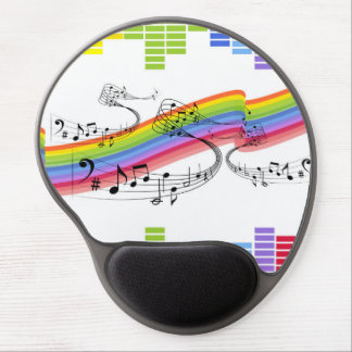 Keep on dancing gel mouse pad